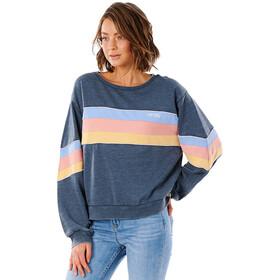 Rip Curl Golden State Crew Sweater Women, azul